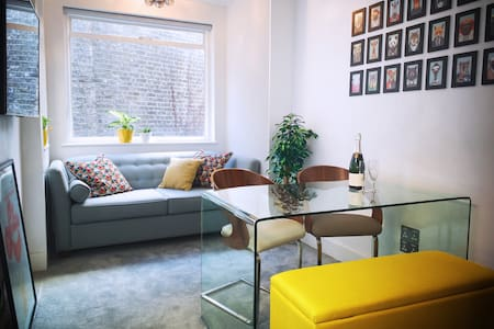 Bright, brand new & modern flat in Central London