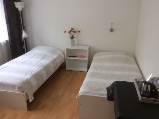 Nice double room in Gouda - Gouda - Casa