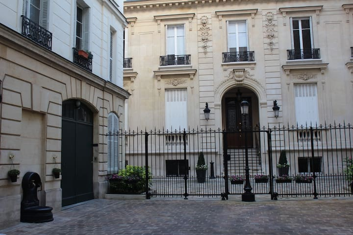 Sweet and Cosy Studio in Saint Germain des Prés