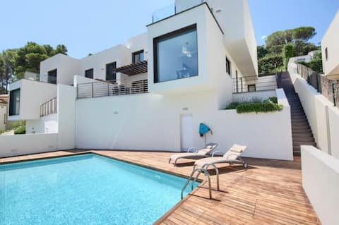 Beautiful Home at the Beach prestigious CostaBrava