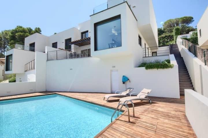 Beautiful Home at the Beach prestigious CostaBrava