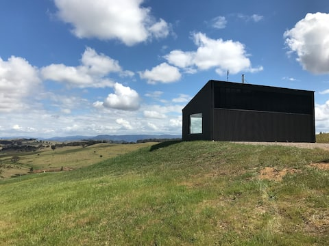 The Black Barn at Little Hartley NSW