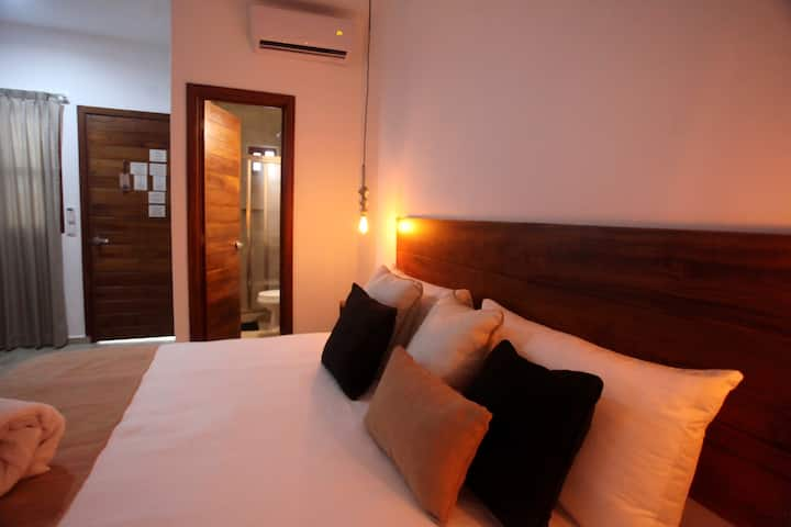 Comfortable and very quiet room #2 wifi25mb