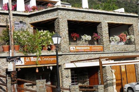 Apartamentos Casalpujarra en Bubión - Bubión