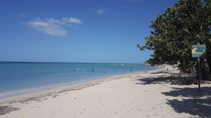 A Perfect Combate Beachfront Std Room 2 full beds - Boquerón