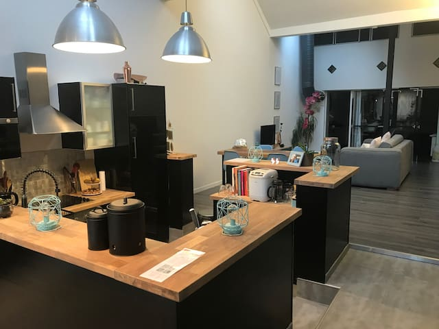LOFT direct access Lille downtown, no restrictions