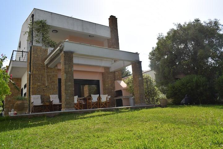 Olympia Luxury Villa Polichrono