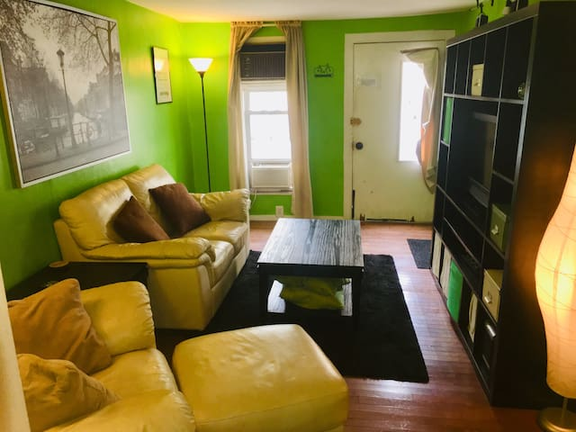 Older Philadelphia home with charm in Manayunk!