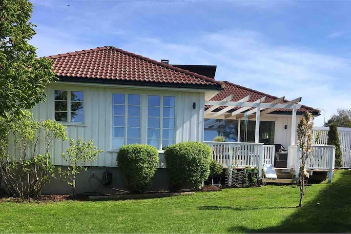 Villa by the sea - 12 minutes from Stavanger city