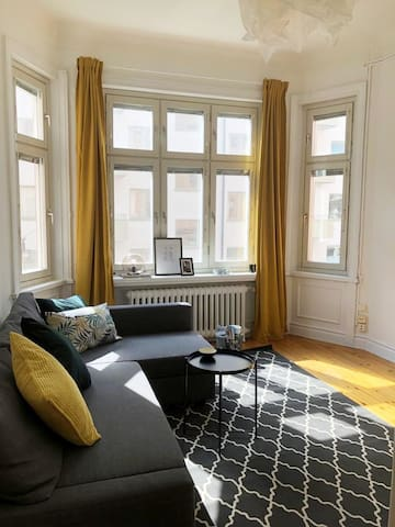 Wonderful apartment with top location, Stockholm!