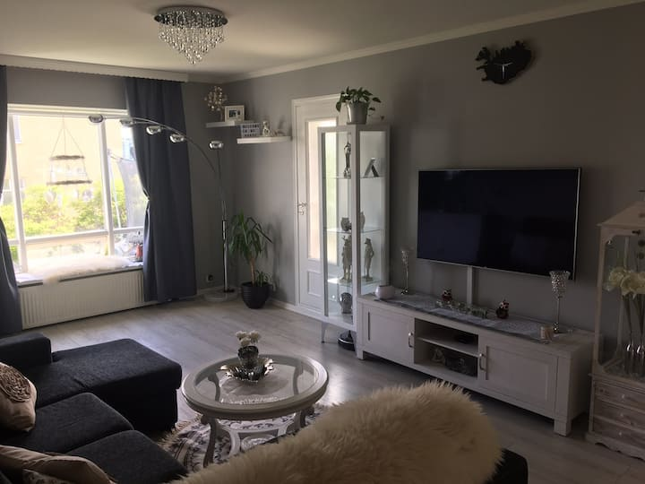 Well located apartment in north of Iceland