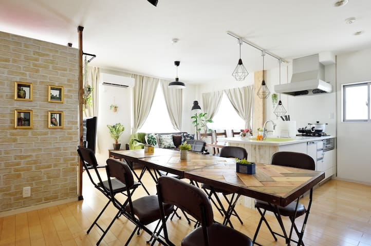convenience to family&group/2WC/3room+loft/Max12