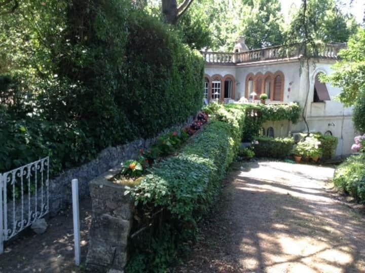 Villino a Fiuggi
