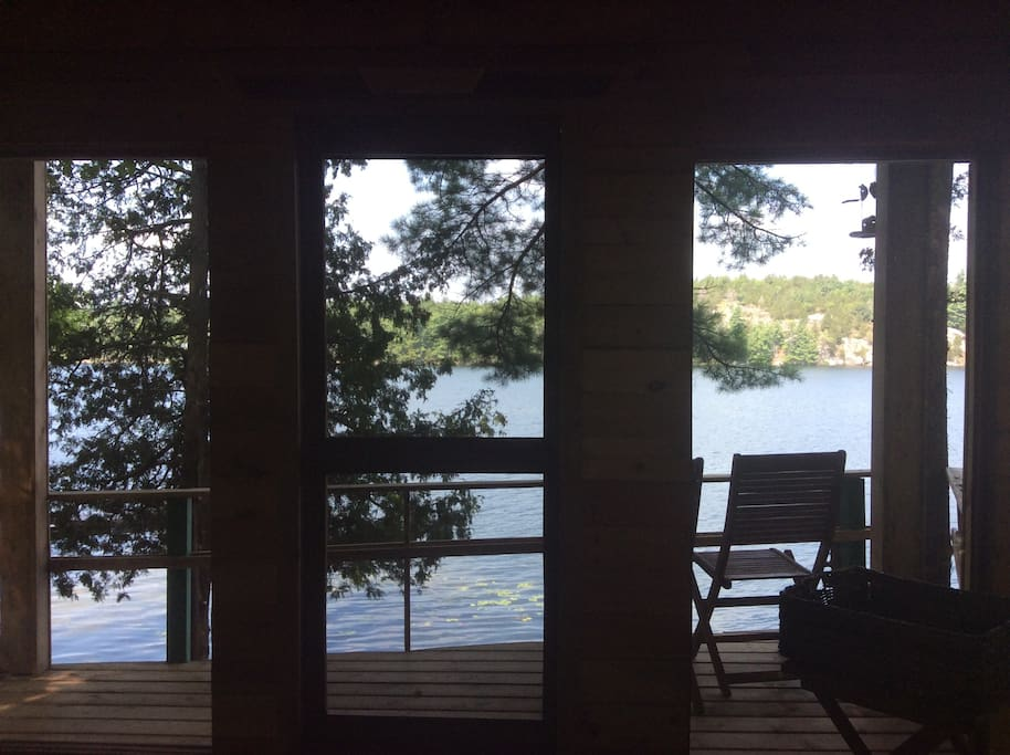 unwind at serenity house b b on buck lake cabins for ForSerenity House Perth