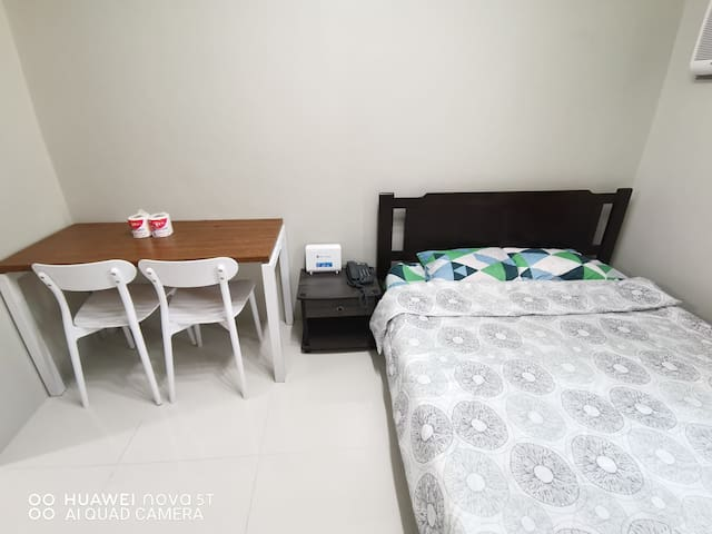 VistaTaft•UnliWfi•Queen&Sofa•Comfy•LrtStation•Nice