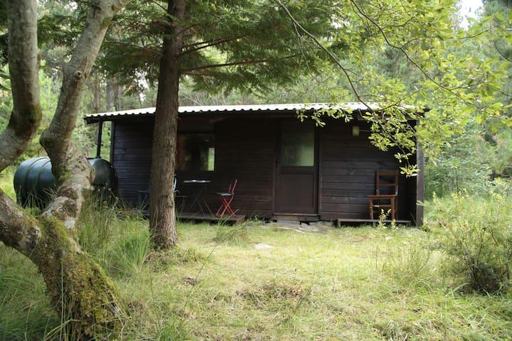 WesternWay Cabin : Sheefry Hills : Croagh Patrick