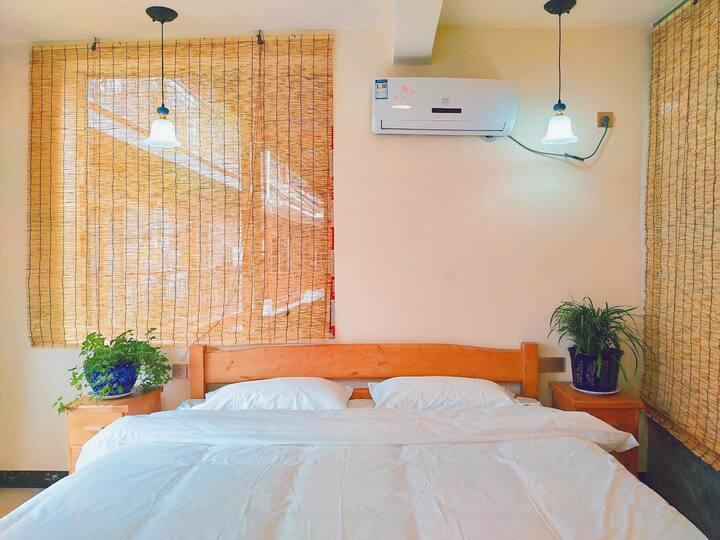 阳朔西街古舍民宿超级温馨超级大床房