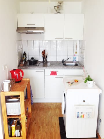 Calm 40m² apartment in Bremen's Viertel for 1 or 2