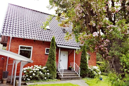 Lovely, large Family Villa, in the central DK.