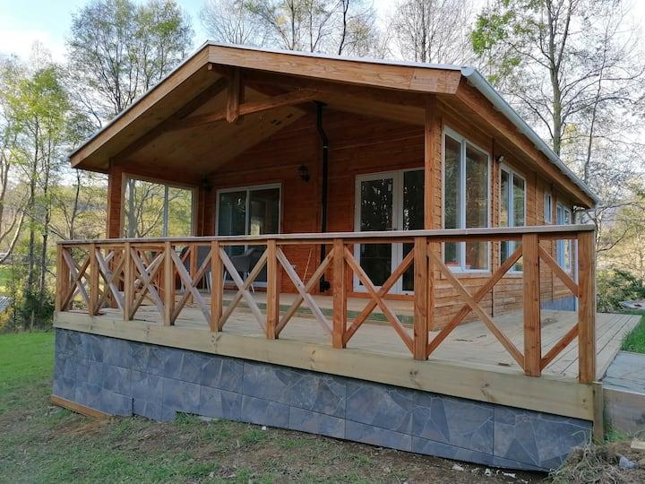 Cabaña para 4 personas cerca de Futrono