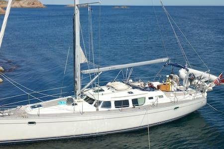 "Sail yacht ""Lille My II"" - 特隆赫姆(Trondheim) - 船"