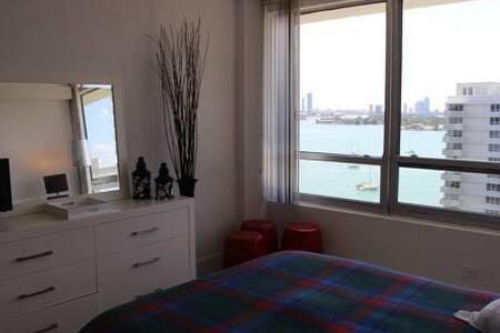 Great view! - Miami Beach - Apartment
