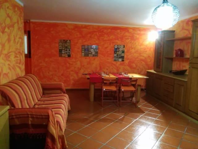 La Taverna di Tito - Stazione Masotti - Apartamento