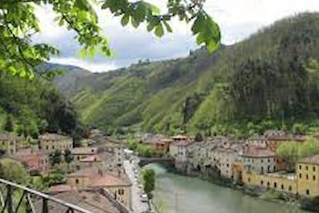 APPARTAMENTO ARANCIO - Bagni di Lucca