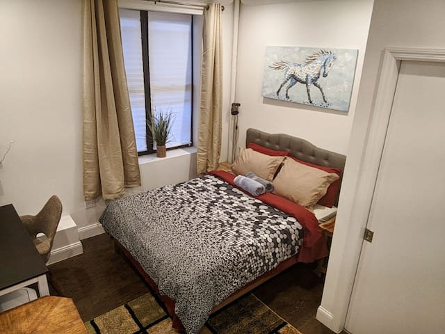 Perfect room with private bathroom in Williamsburg