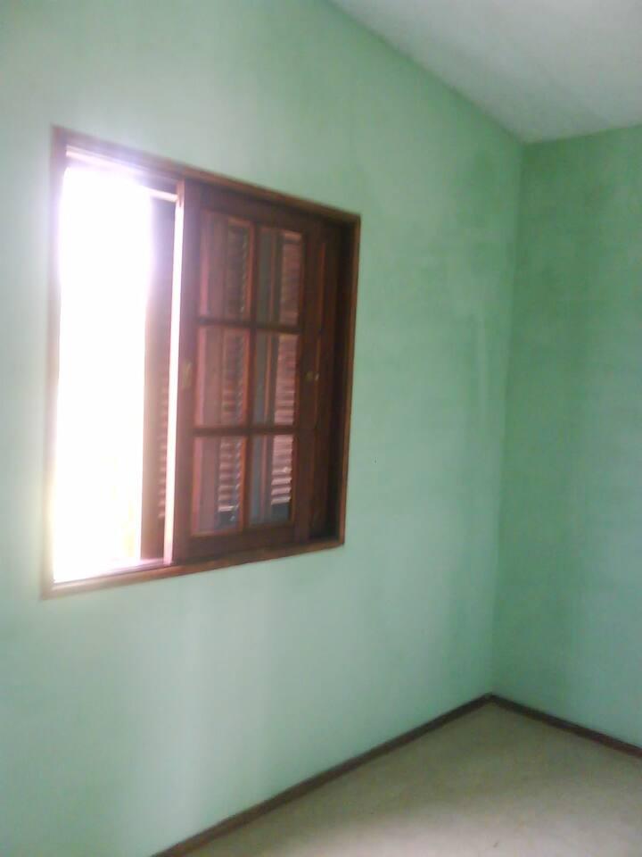 Habitación muy confortable y segura