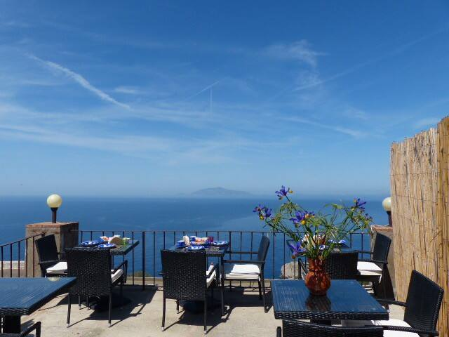 Lighthouse's room +free shuttle check-in - Anacapri - Bed & Breakfast
