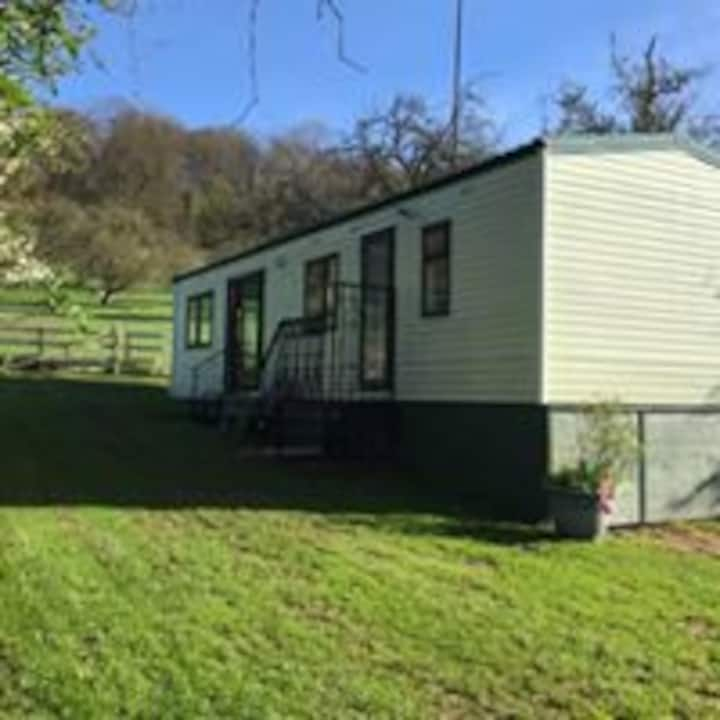 Mobile Home with Woodlands Walks - Golden Valley