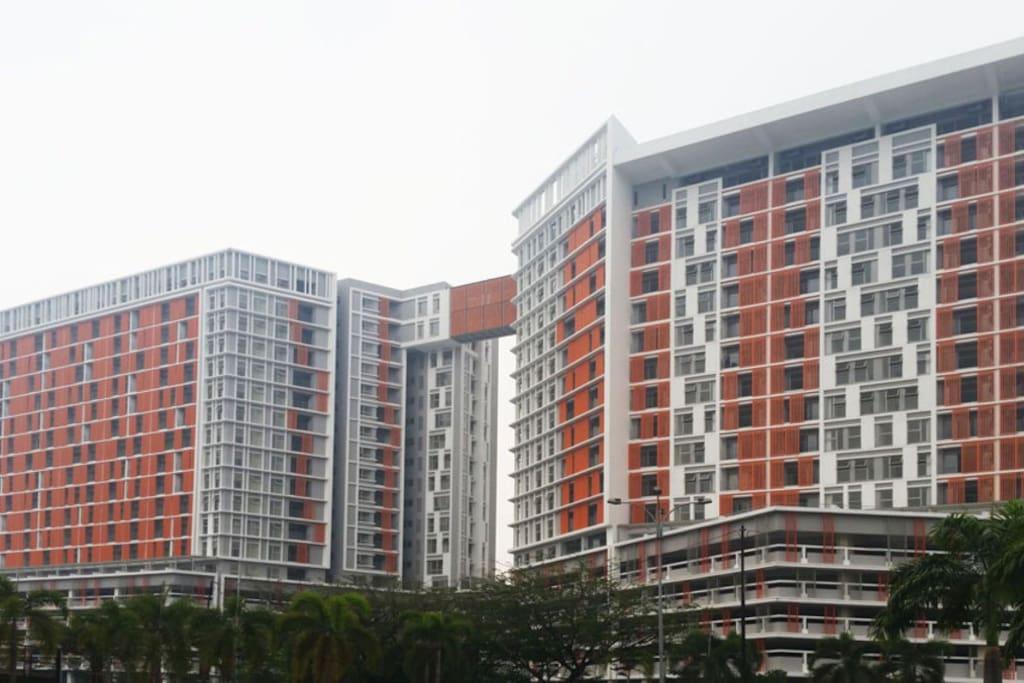 Suria Jelutong Condominium