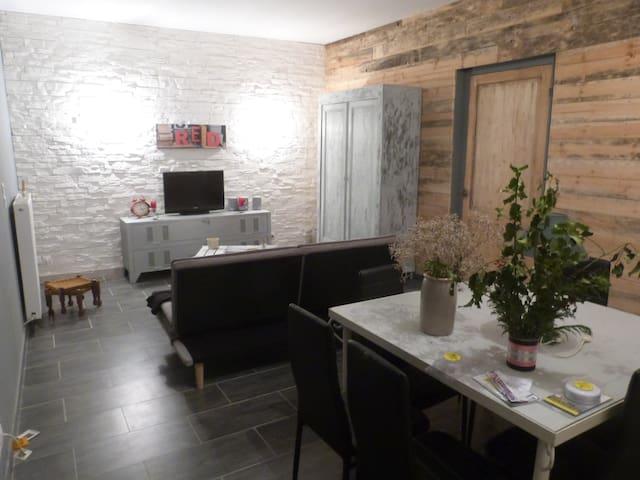 maison de ville entièrement rénové - La Ferté-Bernard - Complexo de Casas