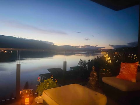 Serenity lakeview retreat  Brand new!