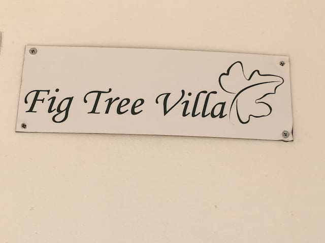 Welcome to Fig Tree Villa!
