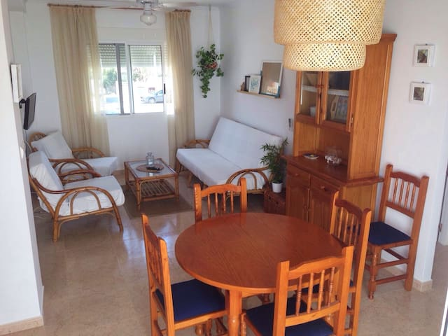 Apartment in Oliva Nova beach - Oliva - Lägenhet