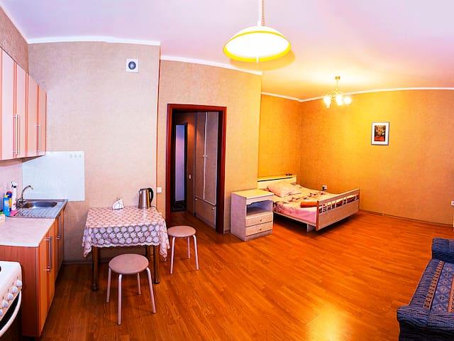 Апартаменты Центр Смолина 79, эт 9