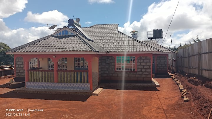 high altitude home in iten