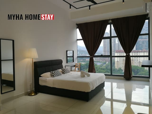 [Homely Studio] Kl City | Gleneagles |Rooftop Pool