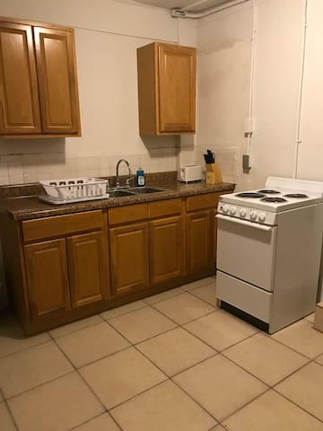 Historic Downtown 1Bed 1Bath