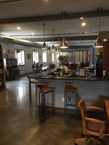 4000 square foot east village loft