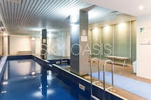 Guests have access to all facilities including the pool