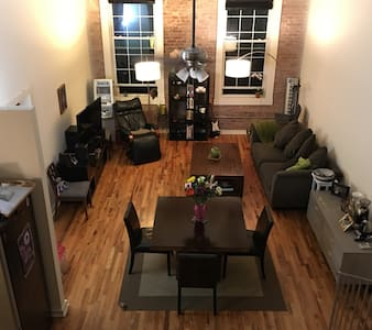 Loft living at the beach - Asbury Park - Appartamento