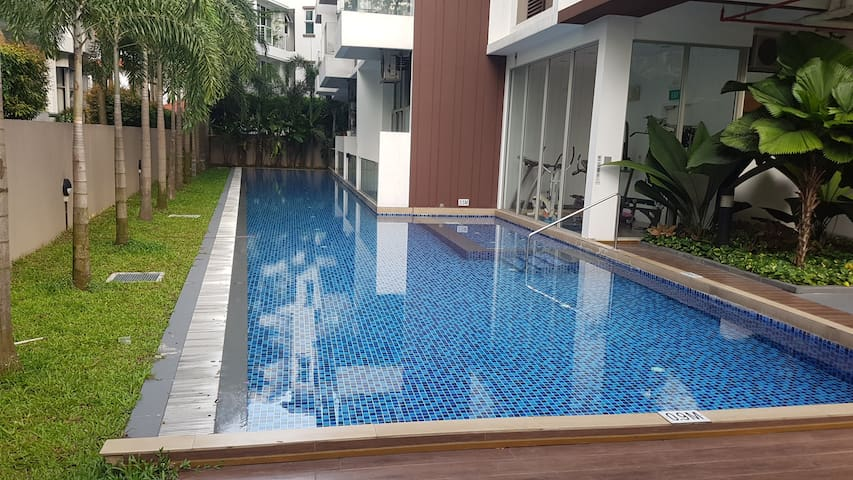 Entire 1-BR Loft in Central Area - Singapura - Apartamento