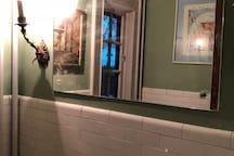 First floor bathroom side 1