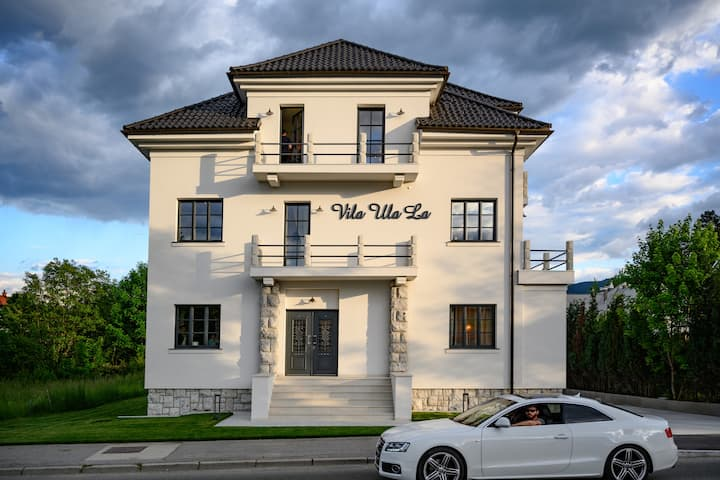 Vila Ula La Luxury apartments Bled, FAITH