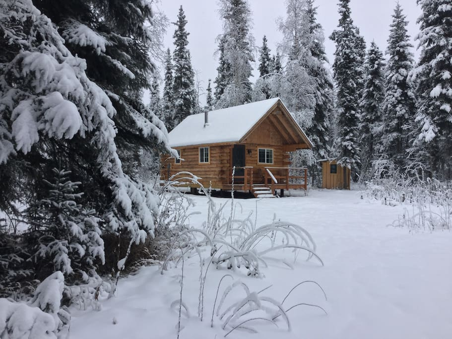 First snow that sticks for 2017/2018