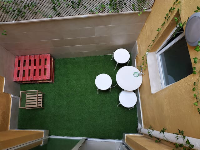 """Loft Dúplex MercedCENTRO Lagunillas900mPlaya+wifi"
