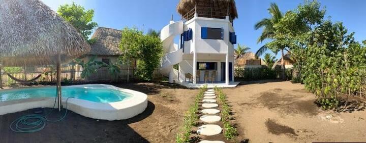 Casa Torre Azul -ocean view beach get away
